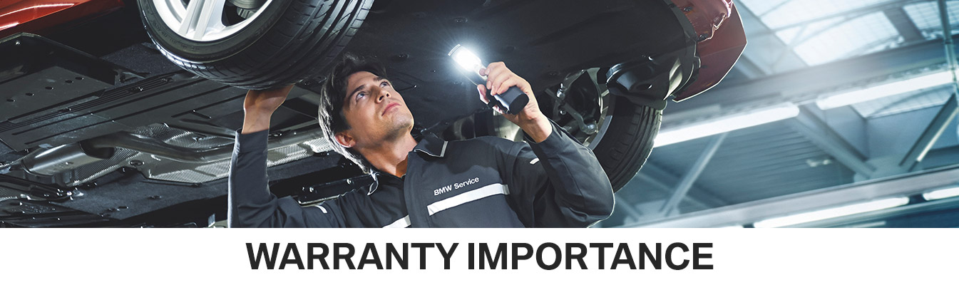 BMW Bowling Green Warranty Information
