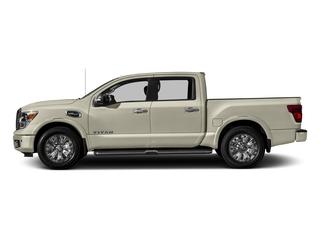 2017 Nissan Titan 4x4 Crew Cab Platinum Reserve