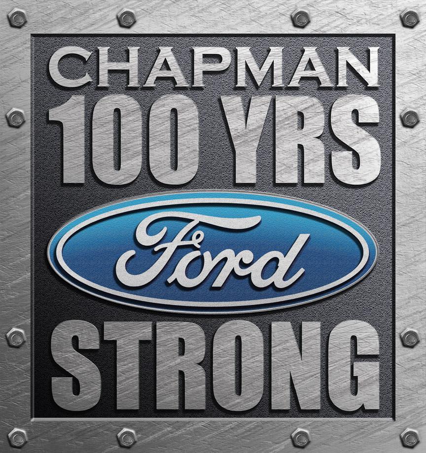 Chapman Ford Badge