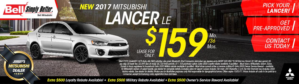 New Mitsubishi Specials at Bell Mitsubishi in Rahway NJ