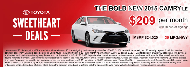 Toyota New And Used Cars, Parts And Service