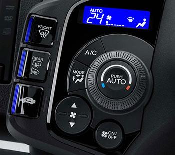 Honda AC System