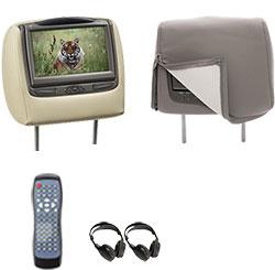 Honda Headrest DVD Monitors