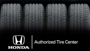 Honda Tire Center