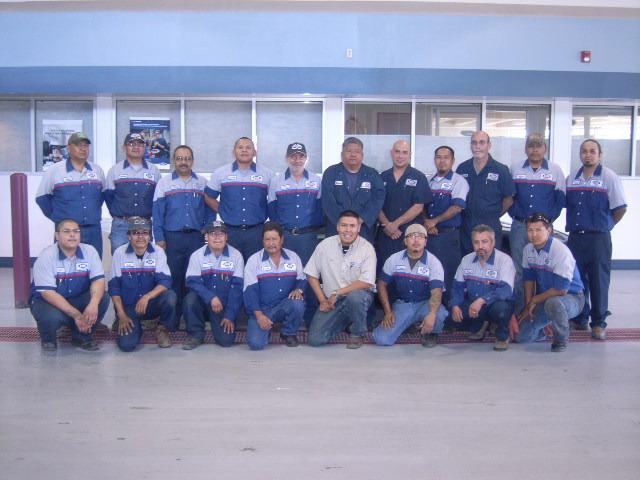 Auto Service Department - {{SiteName}}