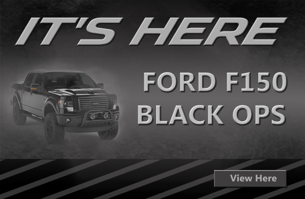fox ford 2014 ford f150 black ops is in. Black Bedroom Furniture Sets. Home Design Ideas