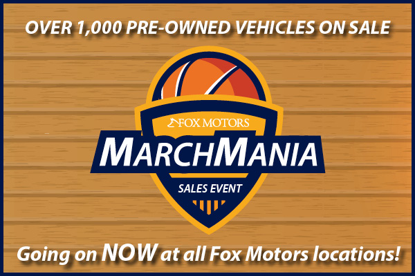 Fox nissan of grand rapids fox motors march mania sales for Fox motors grand rapids