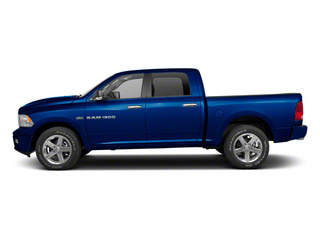 "2011 Dodge Ram 1500 4WD Crew Cab 140.5"" Big Horn"