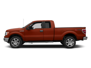 "2014 Ford F-150 4WD SuperCab 145"" STX"