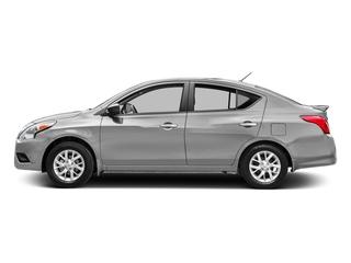 2017 Nissan Versa Sedan S Plus CVT