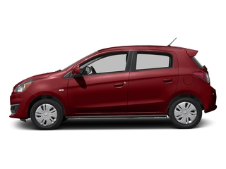 2017 Mitsubishi Mirage SE Manual