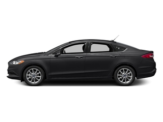 2017 Ford Fusion S FWD