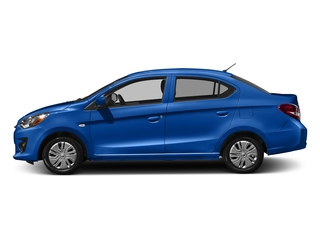2017 Mitsubishi Mirage G4 ES Manual