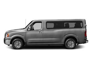 2017 Nissan NV Passenger V8 SL