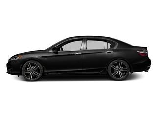2017 Honda Accord Sedan Sport CVT w/Honda Sensing