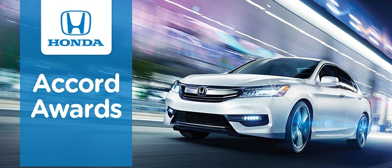 Honda Accord Awards