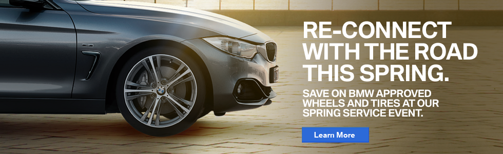 New 2015 BMW Lease Offer