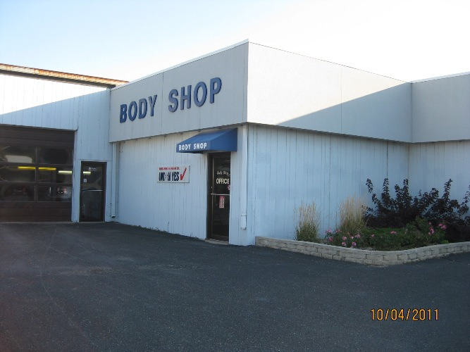 Bill Walsh Body Shop