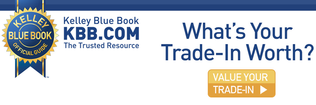 Kelley Blue Book Trade Value Banner 1090x362