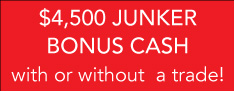 Mission - Junker Bonus Cash
