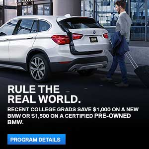 BMW College Graduate Program