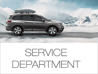 Service Department - Nissan