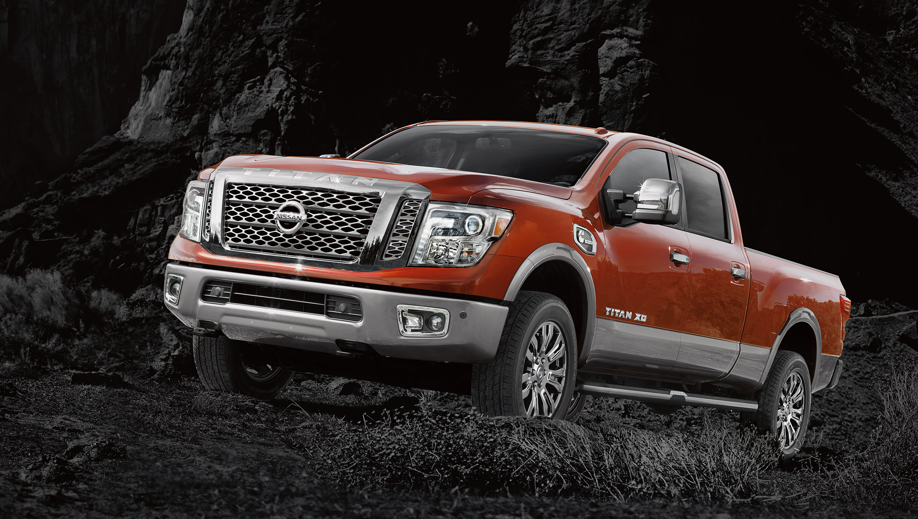 2016-nissan-titan-xd-front-profile-forged-copper-zoom-hd