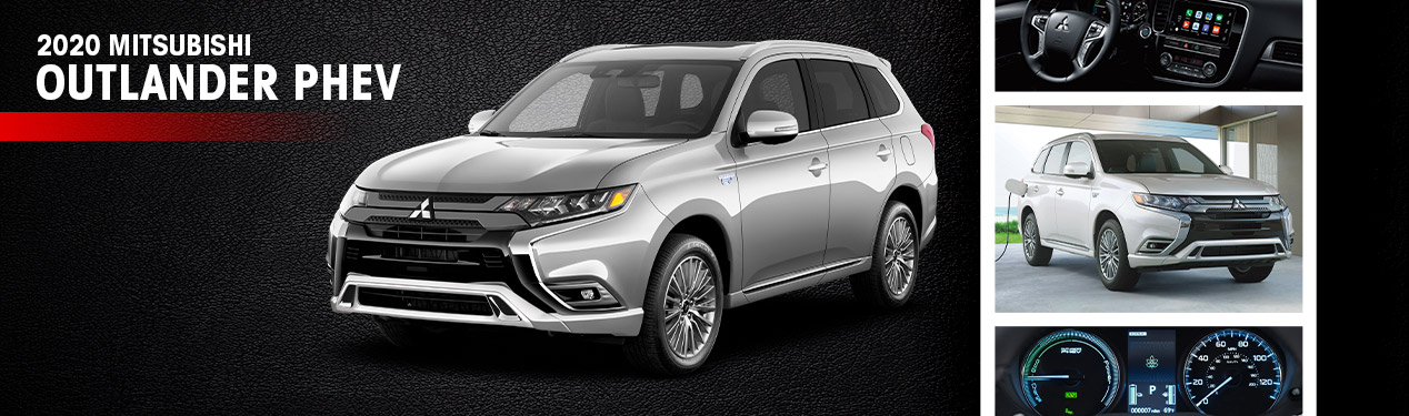 2020 Outlander PHEV At Mountaineer Mitsubishi In Beckley, WV