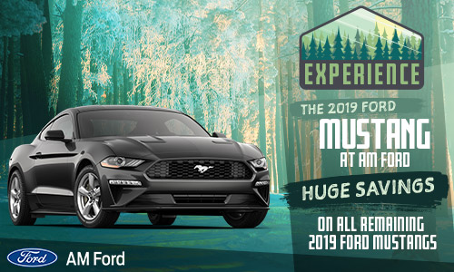 2019 Ford Mustang | AM Ford | Trail, BC