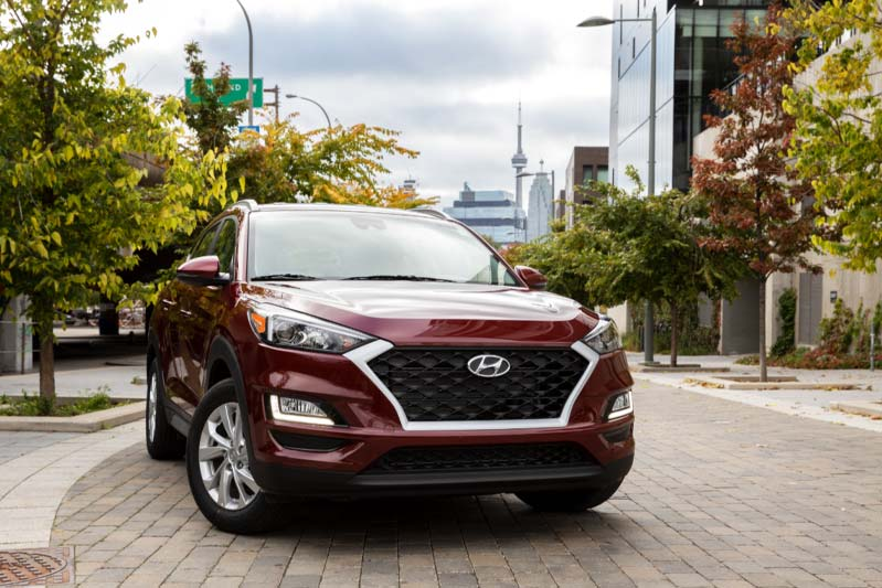 2020 Hyundai Tucson - Toronto, ON