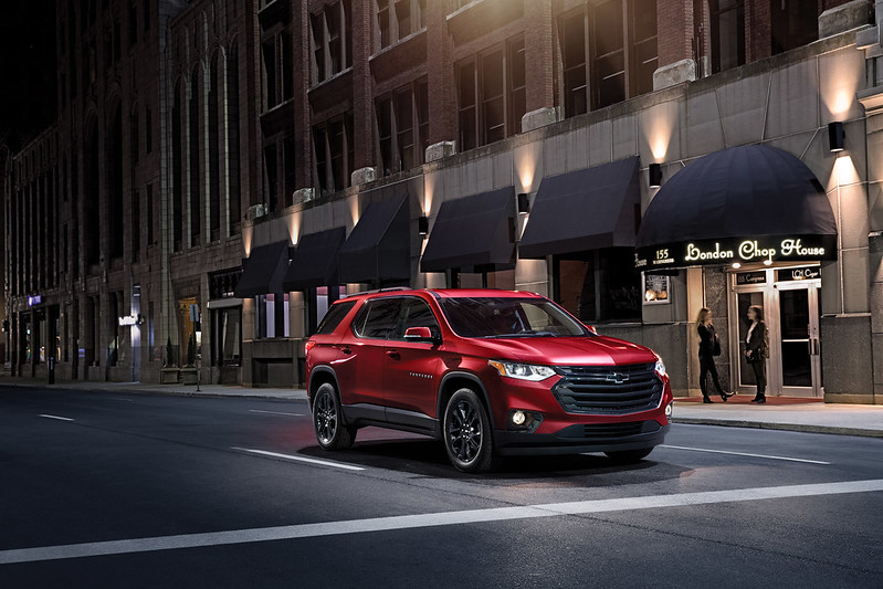 Chevrolet Traverse | Toronto, ON