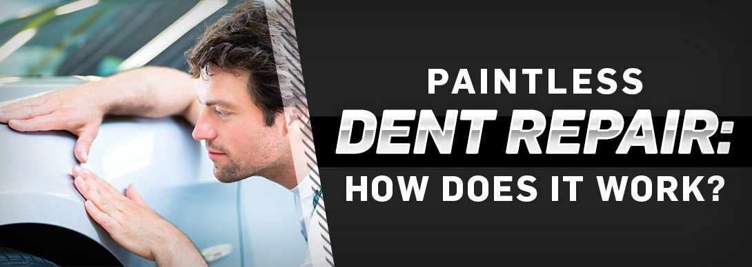 How Does Paintless Dent Repair Work - J.B.A. Collision Center - Glen Burnie, MD
