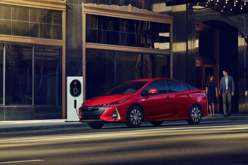 2020 Toyota Prius in city - Toronto, ON