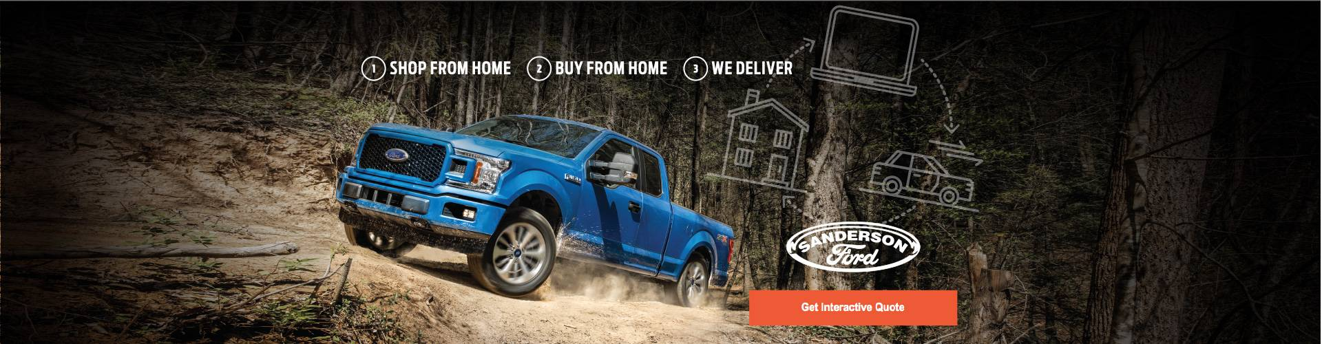 Shop From Home at Sanderson Ford in Glendale, AZ