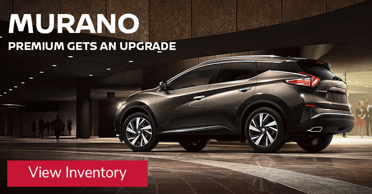 Nissan Murano Specials & Offers