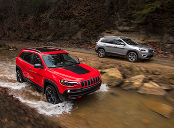 2019 Jeep Cherokee Features | Downtown Chrysler Dodge Jeep RAM | Toronto, ON