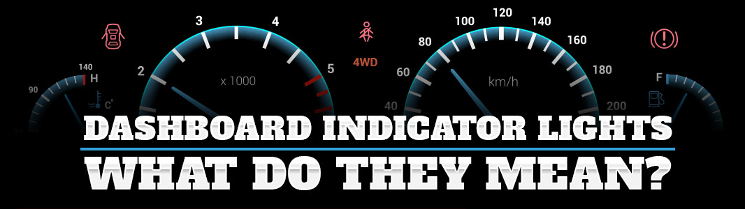 About Dashboard Indicator Lights Sanderson Ford