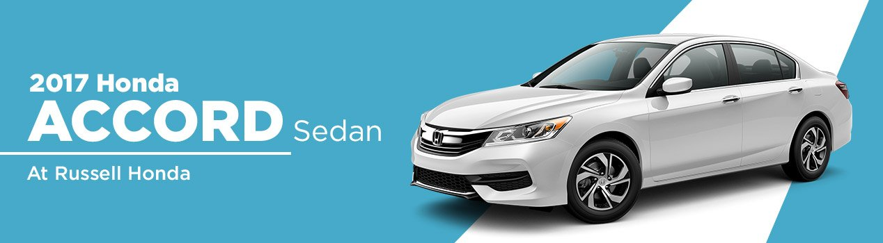 Good 2017 Honda Accord Model Overview | Russell Honda | North Little Rock, AR