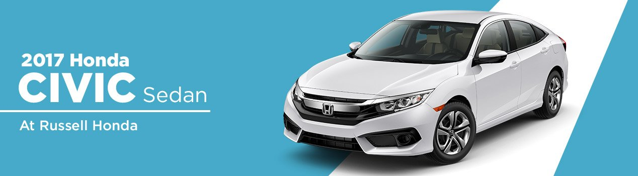 2017 Honda Civic | Russell Honda | North Little Rock, AR