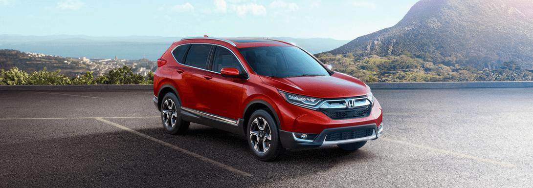 2017 Honda Cr V New Cars Springfield Mo