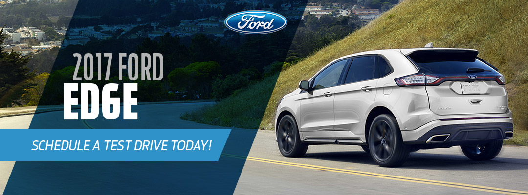 2017 Ford Edge in Pittsburgh, PA