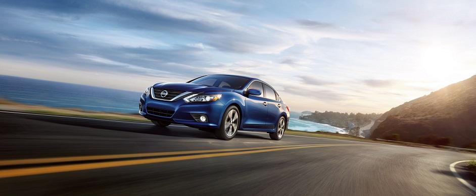 Dare to Compare  Nissan Altima vs Competition