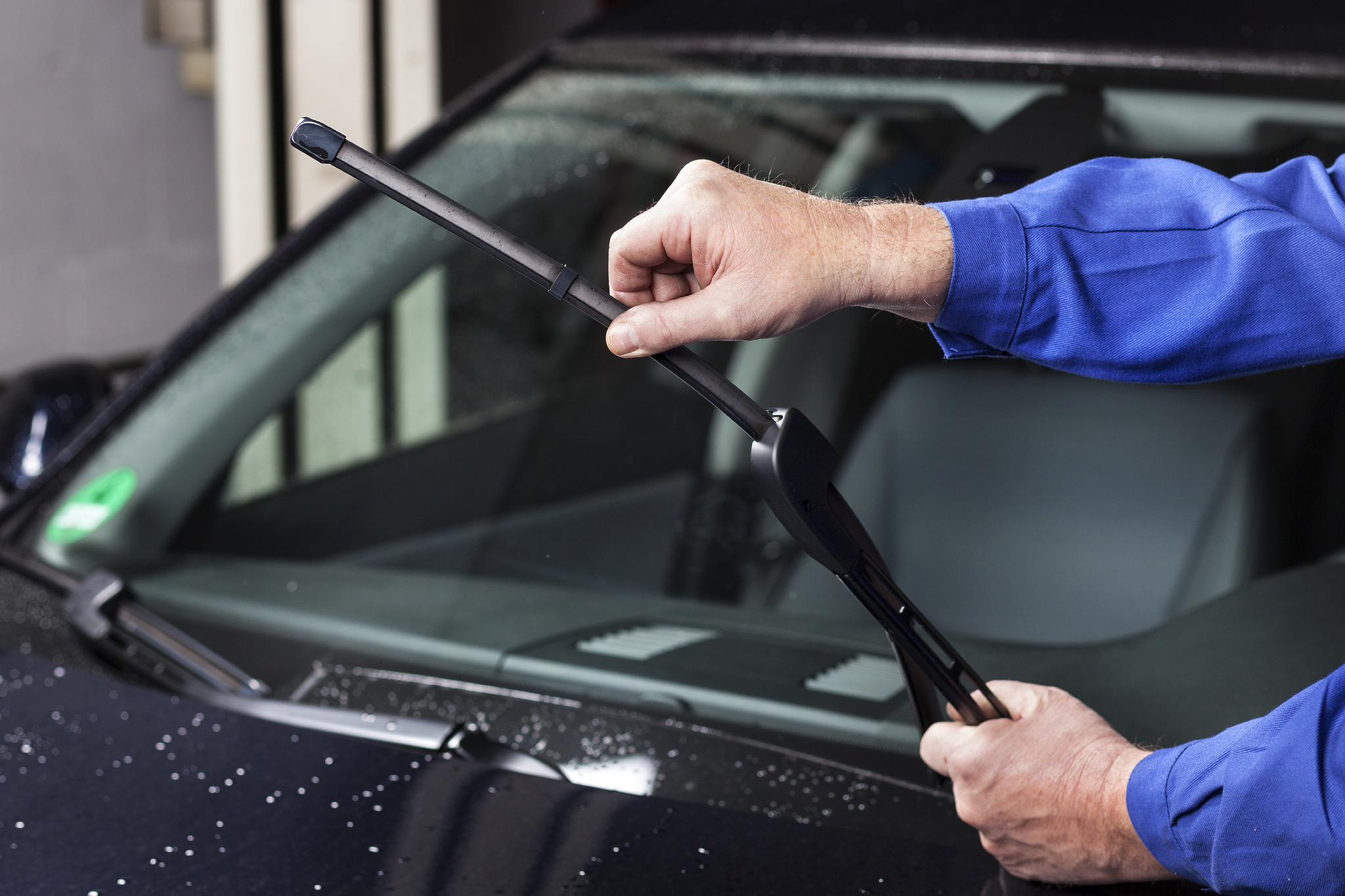 Replacing Wipers