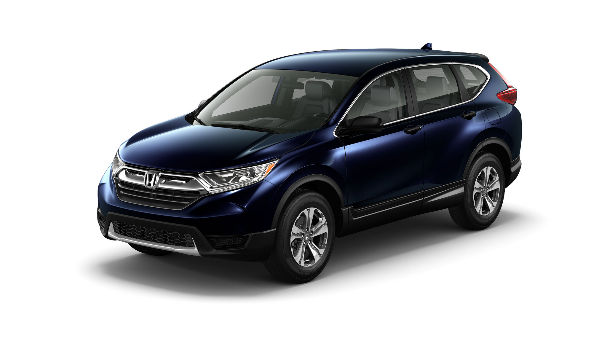 Blue Stock Image 2017 Honda CR-V
