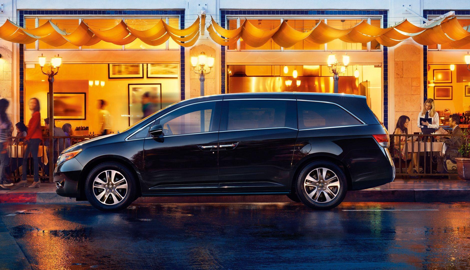 2017 Honda Odyssey Best New Cars Springfield Mo