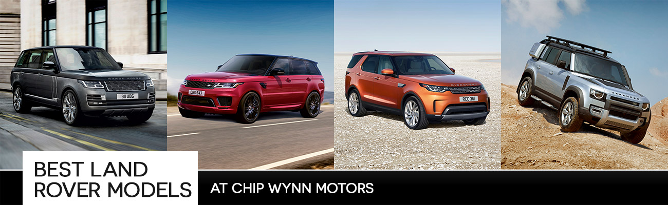 Used Land Rover | Paducah, KY | Chip Wynn Motors