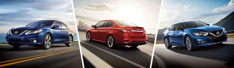 Nissan of Visalia - why buy sedans