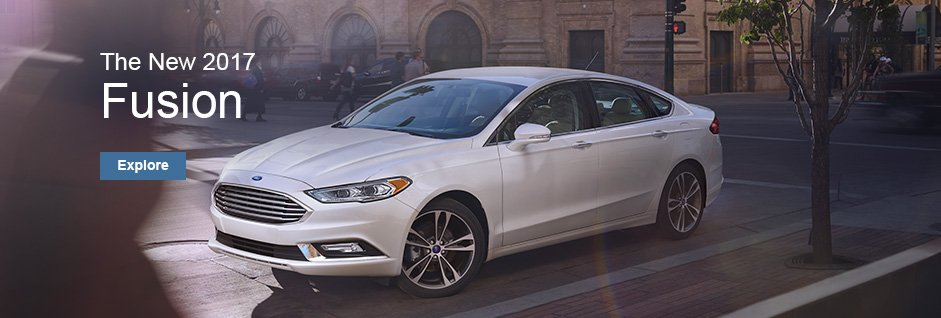 2017 Ford Fusion Elgin, IL
