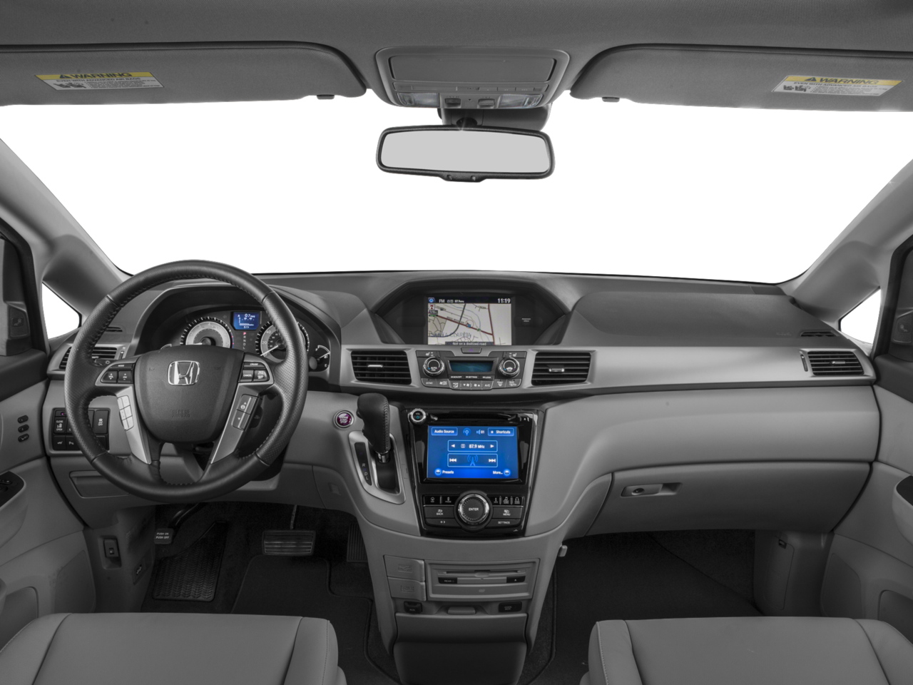 2017 Honda Odyssey Interior Wilmington De