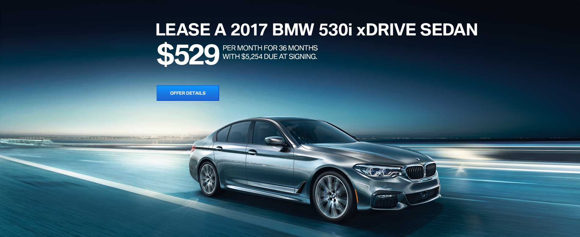 BMW Western Region Lease Offers